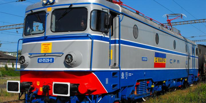 InfraTrans 2017 – Material rulant expus la linia 12 de catre SNTFM CFR Marfa SA